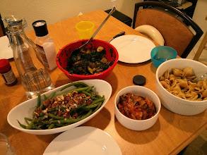Photo: Another Yummy Eva Dinner