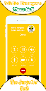 Phone Call From White Rangers - náhled