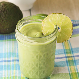 Creamy Key Lime Pie Smoothie (recipe from day 2).
