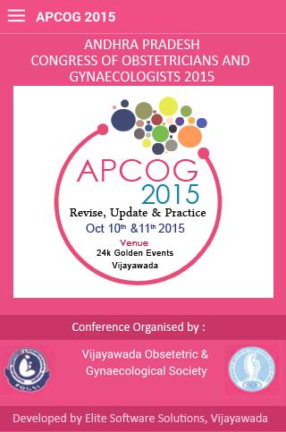 APCOG2015