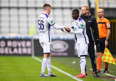 Anderlecht : Vendre Saelemaekers pour s'acheter un attaquant ?