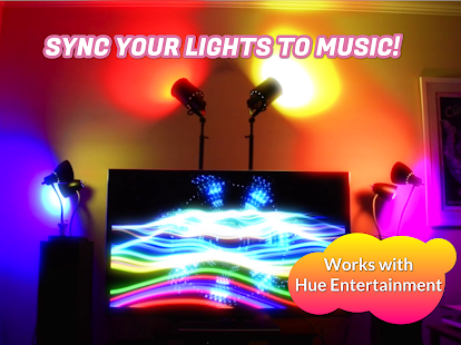 Light DJ - Light Shows for Hue, LIFX, & Nanoleaf for PC