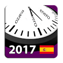 Calendario Laboral España 2017 AdFree + Widget icon