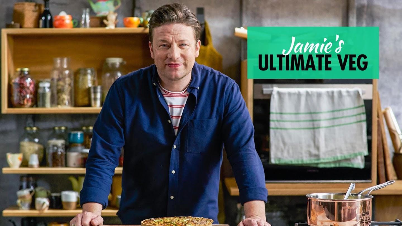 Jamie's Ultimate Veg