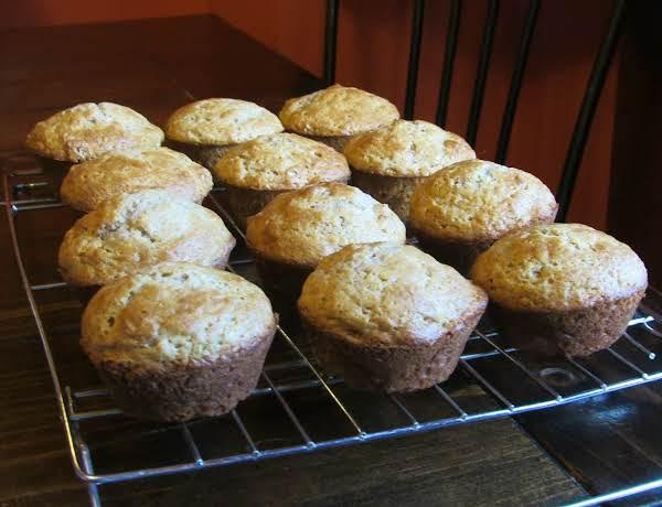 Welsh Tea Muffins