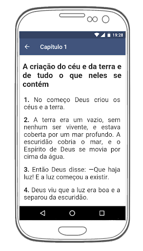 Biblia (NTLH) Nova Tradução na Linguagem de Hoje 1.1 screenshots 4