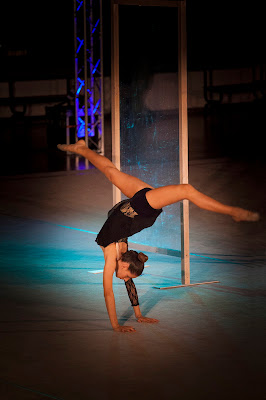 Danza ... forza ed  eleganza di Fabio Dassatti