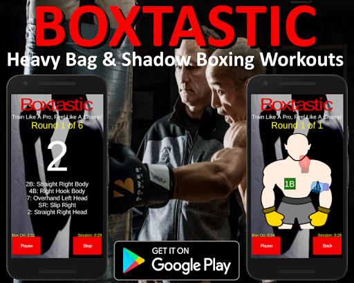 Boxtastic: Boxing Training Workouts (HIIT Coach) 5.02 screenshots 4