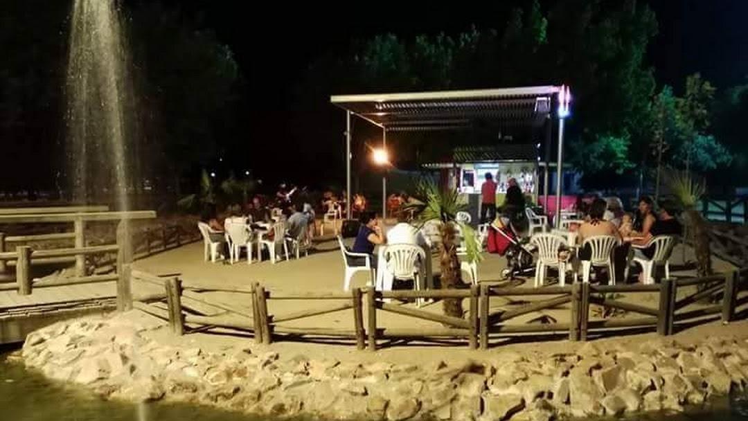 Terraza La Charca De Las Ranas Bar En Don Benito