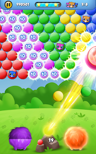 Cat Bubbles! - náhled