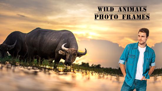 Download Wild Animal Photo Frames For PC Windows and Mac apk screenshot 7