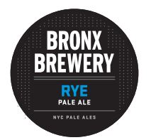 Logo of Bronx Brewery Rye Pale Ale