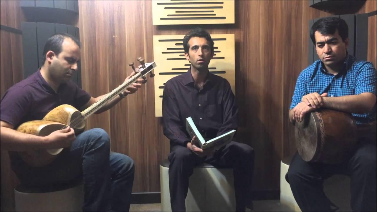 فیلم بداههنوازی ابوعطا نیما فریدونی تار احسان جاودانی آواز امیر زندی تنبک