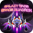 Galaxy Wars - Space Quadron 2019 icon