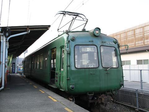熊本電気鉄道 5000形電車