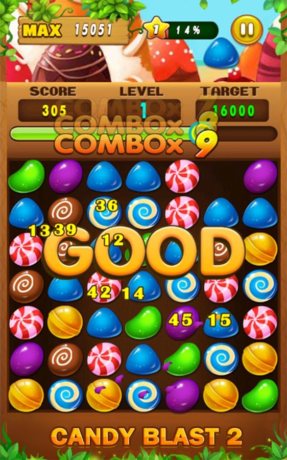 Candy Blast 2- screenshot