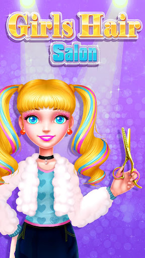 ud83dudc87ud83dudc87Girls Hair Salon screenshots 16