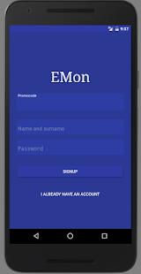 EMon - náhled
