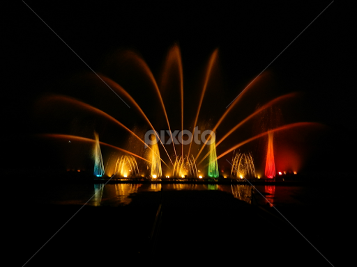 fountain in bangalore