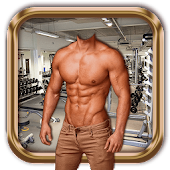 Bodybuilder Photo Editor