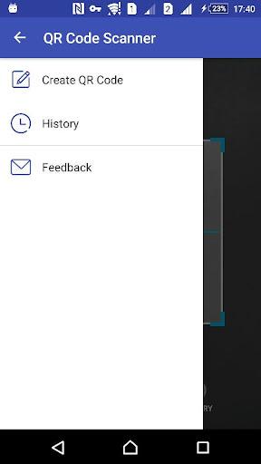 QR Code Scanner 2017 screenshot 4