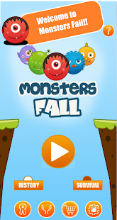 Monsters Fall!- screenshot thumbnail