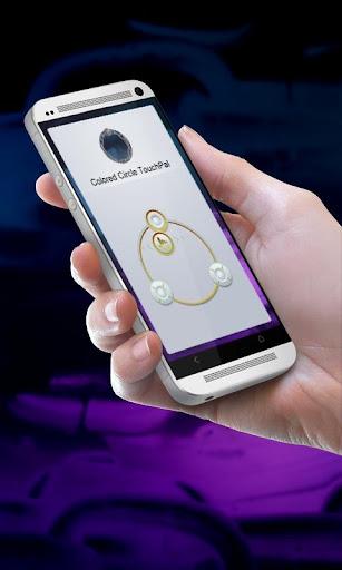 彩色圓圈 TouchPal