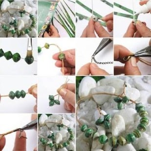 Bracelet Tutorial and Ideas - náhled