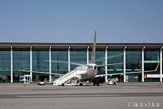 Photo: Welcome to Aalborg Airport!