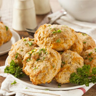 Red Lobster's Cheddar Bay Biscuits.