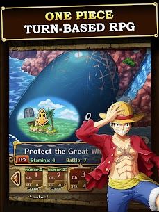 ONE PIECE TREASURE CRUISE Mod Apk Download For Android and Iphone 1