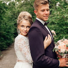 Wedding photographer Olesya Zhomer (greypearl). Photo of 01.08.2017