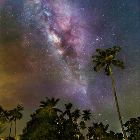 Above all else by Najmi Rooslan - Landscapes Starscapes ( malaysia. nightscape, d7000. selangor, uwa, nikon, tokina, 11-16, milky way )