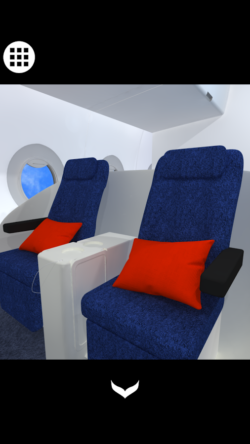 Escape Game - Airplane- screenshot