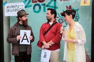Photo: Kako zabavno je lahko srkanje tujih črk in besed!