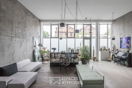 Vente appartement 6 pièces 200 m2