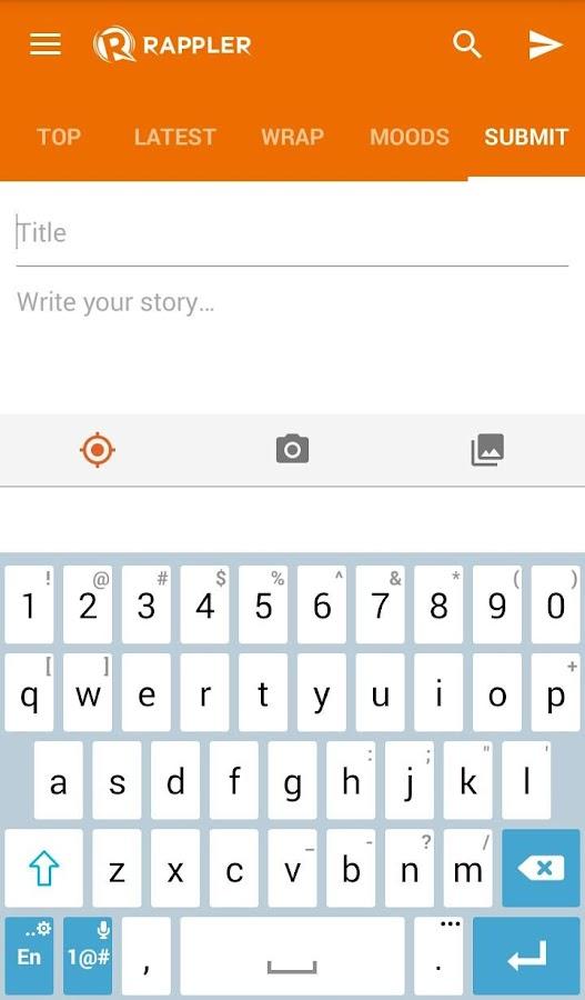 Rappler -  News, social media - screenshot