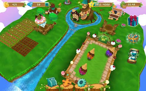 Yummy Island kostenlos spielen