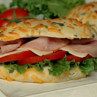 Onion Cheese Sandwich Rolls