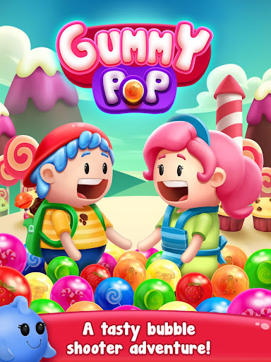 Gummy Pop - Bubble Pop! Games 2.9 screenshots 9