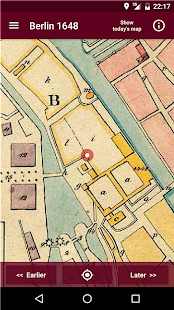 Historical Atlas Berlin pro- screenshot thumbnail
