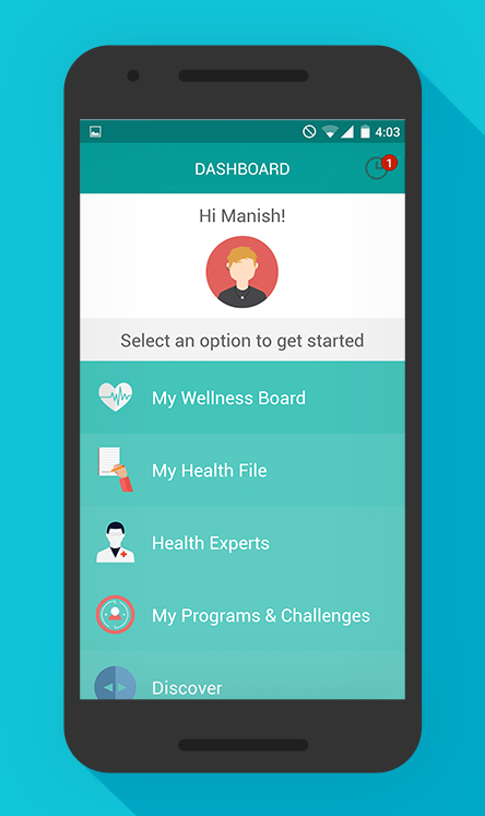 The Wellness Corner- screenshot