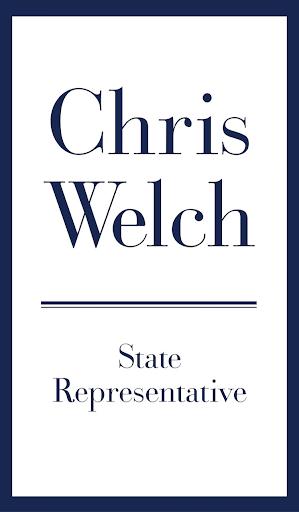 Illinois Rep. Chris Welch