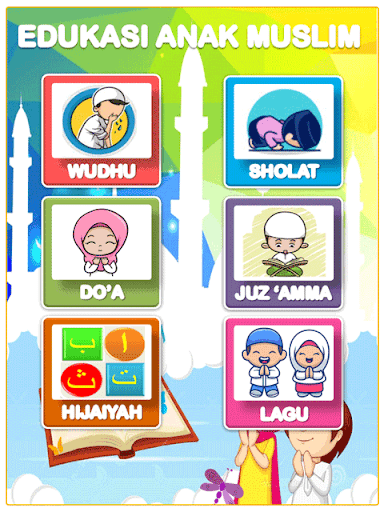 Edukasi Anak Muslim  screenshots 8