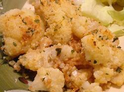 Roasted Cauliflower & Garlic Recipe