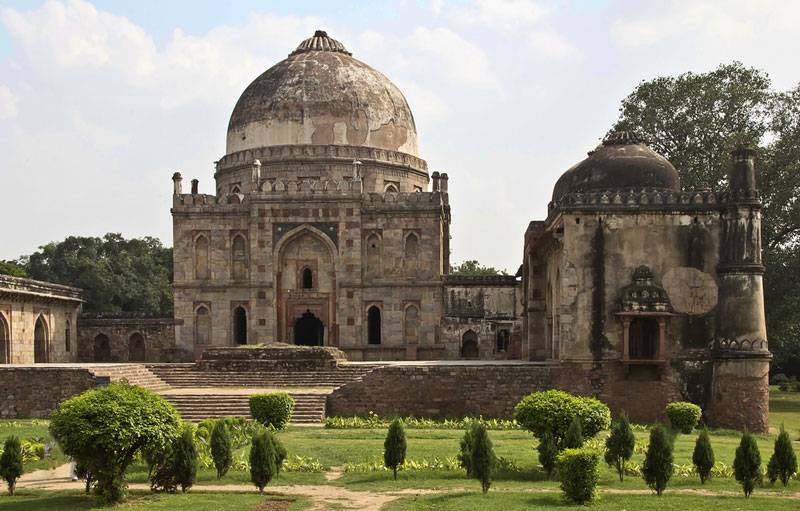 lodhi-garden-best-running-tracks-in-delhi_image