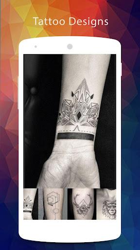 玩個人化App Tattoo Designs免費 APP試玩