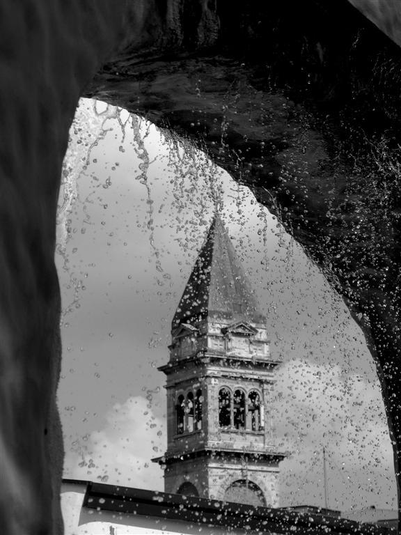 Pioggia con sole. di fossabanda