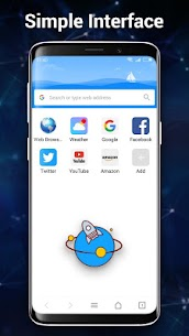 Web Browser & Explorer 2.9.6 1