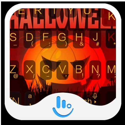 Happy Halloween Keyboard Theme 生活 App LOGO-硬是要APP